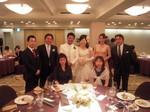 寺崎結婚式