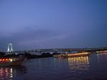 Lion屋形船夜景
