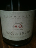 JACQUES SELOSSE V.O. Extra Brut[Wine Champagne]