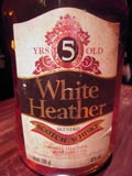 WhiteHesther 5y 70-80's[Whisky Scotch Blended]
