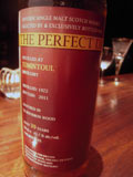 The Whisky Agency Perefect Dram 1972 Tomintoul 39y[Scotch Whisky Single Malt]