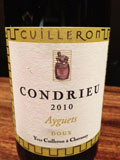 Yves Cuilleron Condrieu Ayguets 2010[Wine France Rhone Nord]