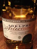 Aultmore 1982 Refill Bourbon 29y 53.9%